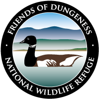 Friends of Dungeness NWR Logo